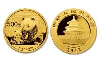 The Chinese Gold Panda Coin - Quick Stats
