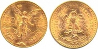 The Mexican Peso Gold Coin - Quick Stats