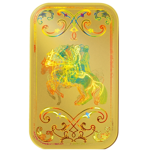5 Gram Austrian Mint Gold Kinebar