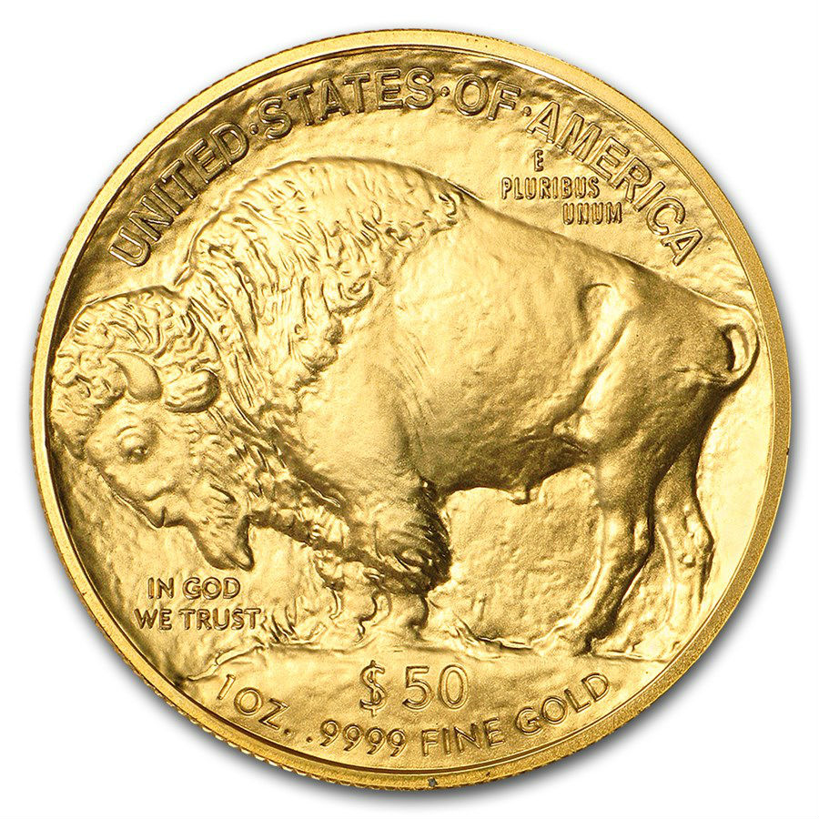 Monster Box 1 Ounce 2019 Gold American Buffalo